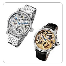 Rougois Skeleton Watches
