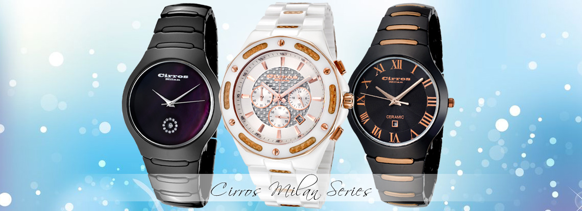 Rougois Cirros Milan Watch Series