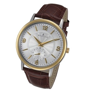 Rougois Lexington Series Two Tone Stainless Steel Watch