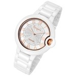 Cloud Series Rose Gold Cumulus Large Face Watch