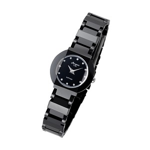 Rougois Ceramic Ladies Sapphire Watch