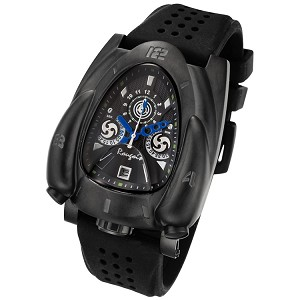 Black & Blue Rougois Rocket Watch